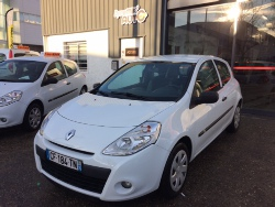 Crolles : Renault CLIO III à 7 280 €